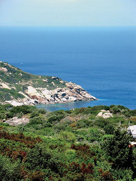 Casa a Isola del Giglio per rimuovere