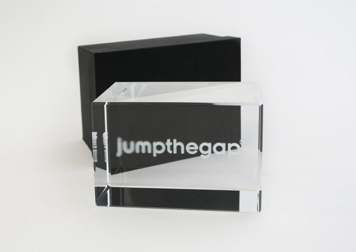 Jump the gap for Jump the gap