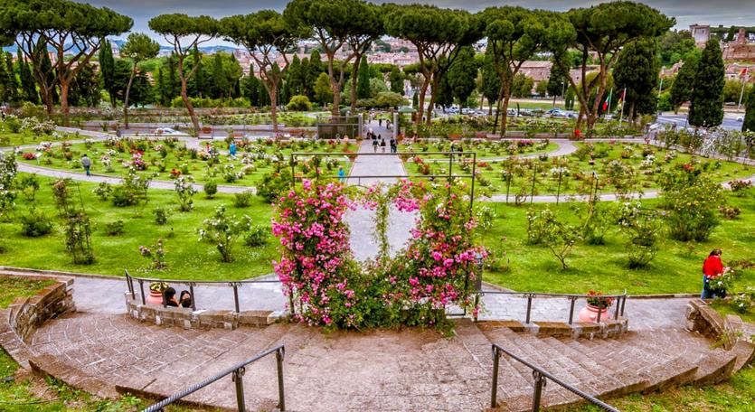 5 тайных итальянских садов, в которых вы точно еще не бывали