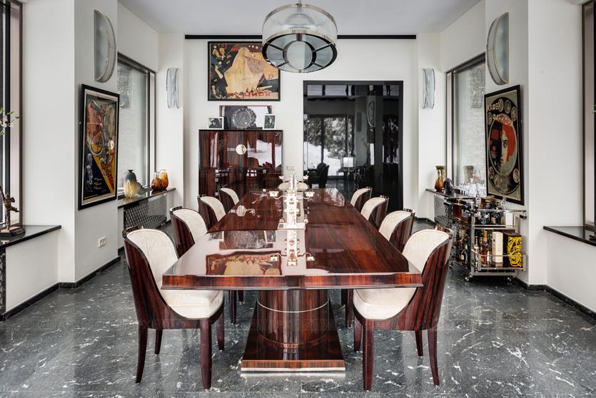 Дом с историей: обновлённая дача Любови Орловой и Григория Александрова