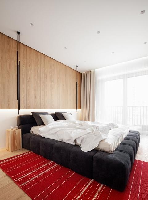 Квартира на полумансардном этаже