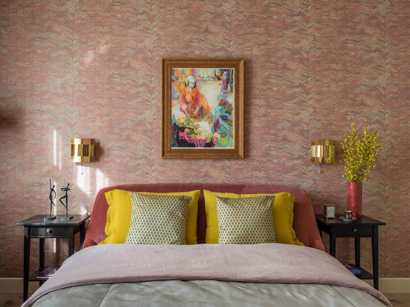 Какие обои выбрать для спальни: советы и идеи с фото