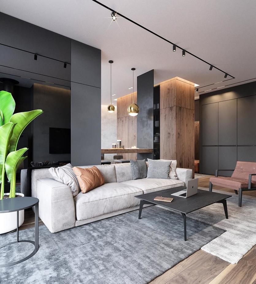 фото модных дизайнов квартир
