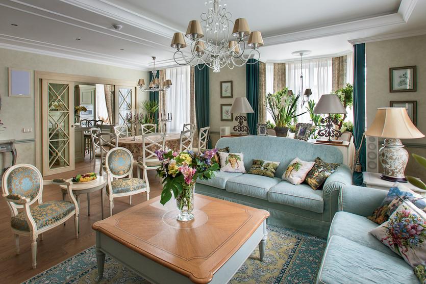 обставить дом по французски фото главное, что поисковых