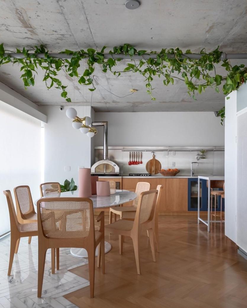 Кухни «светлый верх + темный низ»: плюсы и минусы, цветовые сочетания + 75 фото