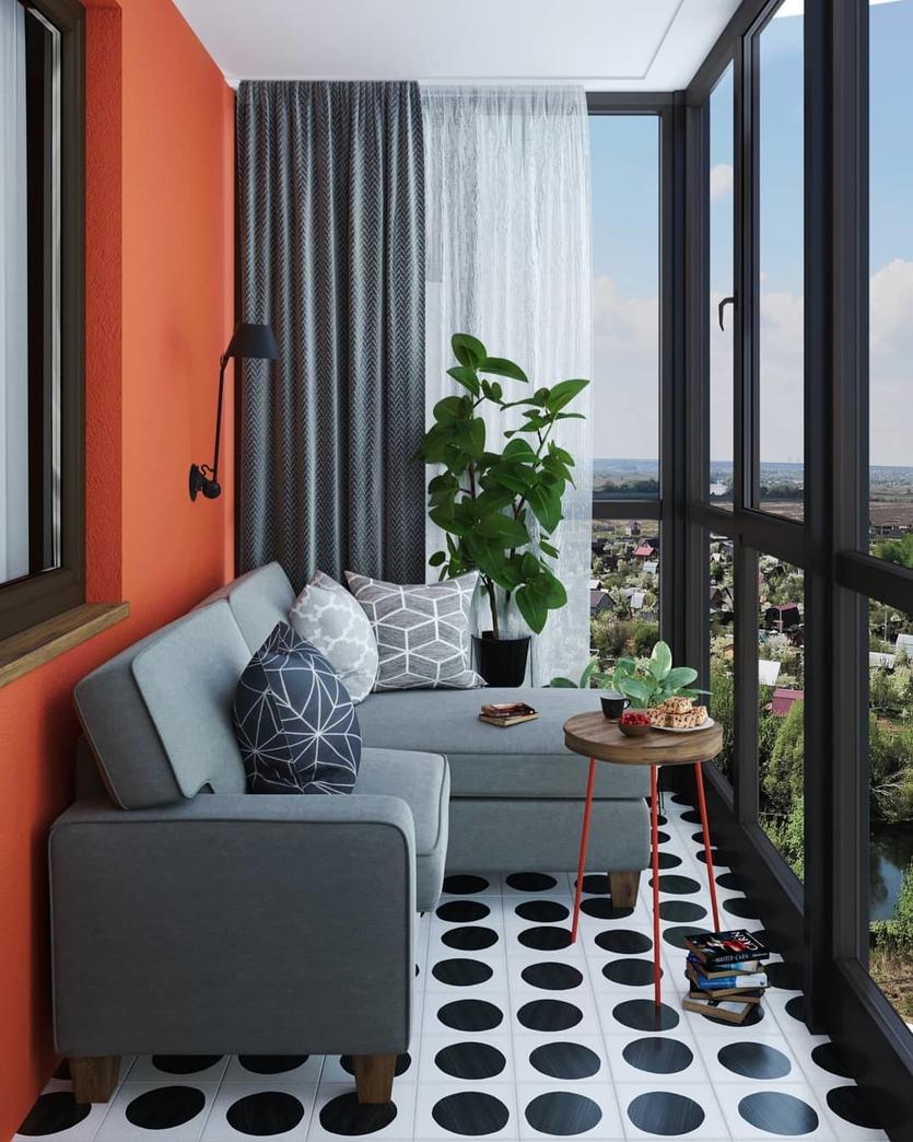 предлагают идеи для балкона и лоджии фото отеле
