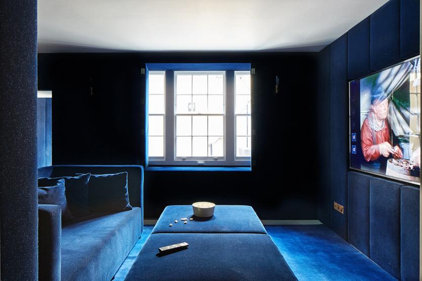 Classic blue, Neo mint и другие модные цвета в интерьере 2020 года: 50 фото-примеров + советы