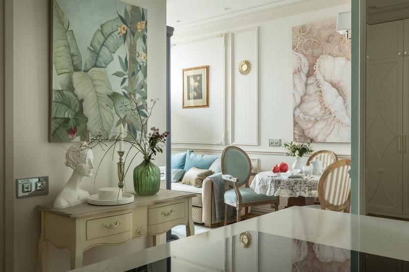Классический стиль в маленькой квартире: 6 правил от дизайнера