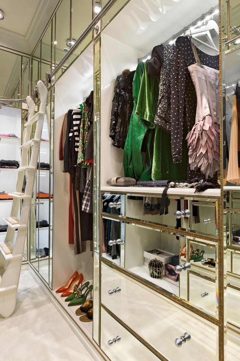 11 красивых и функциональных гардеробных, которые вас впечатлят