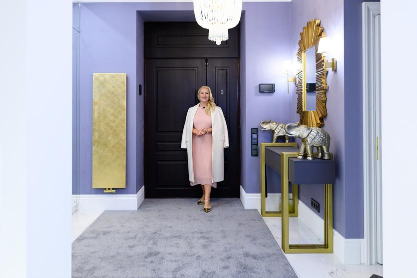 Новоселье Екатерины Одинцовой: бизнес-леди вместе с LG показала свой дом