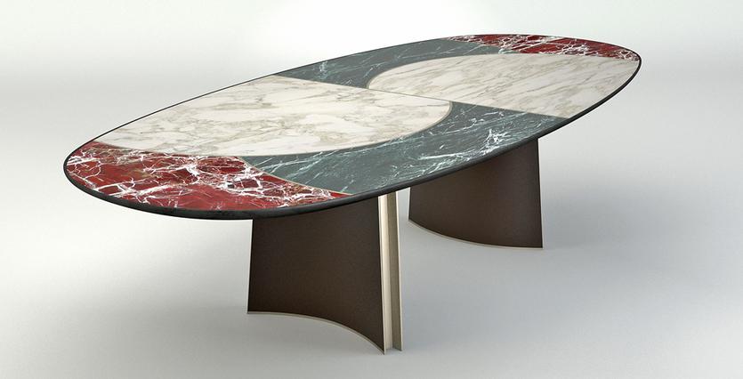23 модных дизайнерских стола на любой вкус