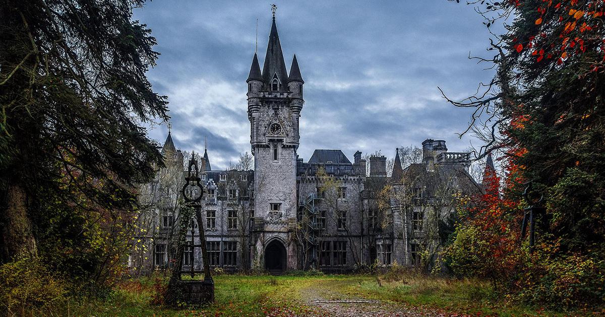 Купить заброшенный замок в европе квартиры в оаэ из украины